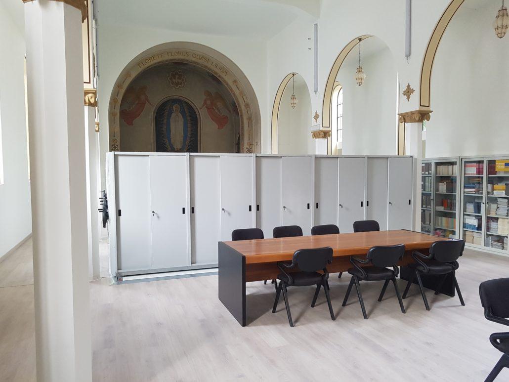 Compattabile Biblioteca - Seminario Vescovile di Padova